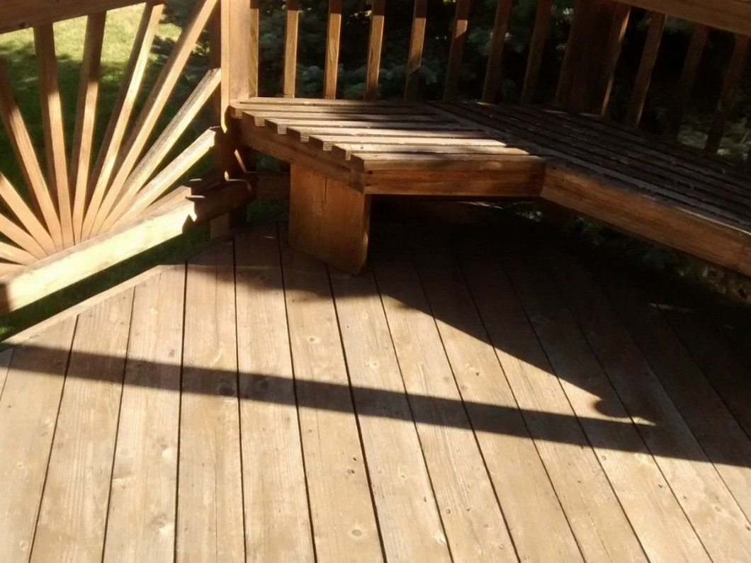 What can deck refinishing do for your outdoor space?